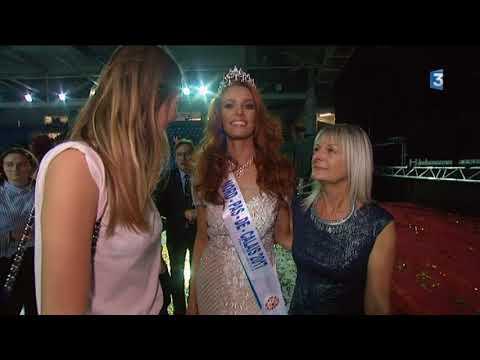 Miss France 2017 : Maëva Coucke, Miss Pévèle,  représentera le Nord Pas-de-Calais à l'élection