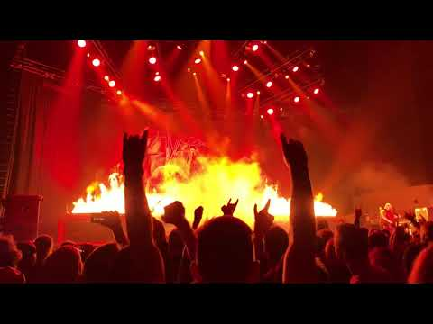 Slayer with Phil Demmel Hell Awaits Copenhagen 3/12-18 Mp3