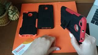 Обзор бронированного противоударного бампера для Xiaomi Redmi 4x