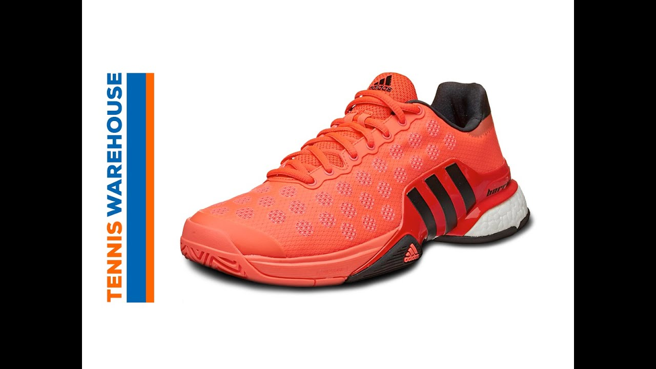 adidas Barricade 2015 Boost Shoe Review. Tennis Warehouse