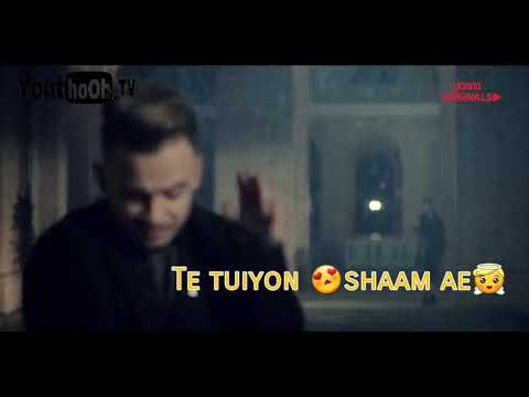Mahiya Tu Wada Kar Whatsapp Status🎶🎶As Creation