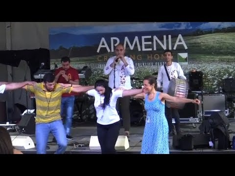 The Armenia: 2018 Smithsonian Folk life Festival