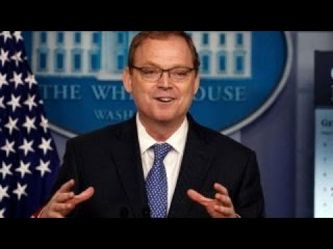 White House's Kevin Hassett: We're optimistic about GDP growth