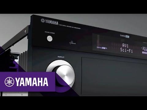 Yamaha AVENTAGE Amplificateur Home Cinema | Home Audio | Yamaha Music | Français