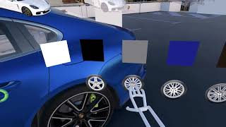 Porsche VR Experience english version