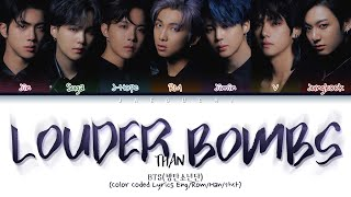 Baixar BTS - Louder than bombs (w/Troye Sivan) (Color Coded Lyrics Eng/Rom/Han/가사)