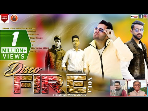 Non Stop Himachali Video Songs 2020 : Disco On Fire Vol 1 By Ashok Palsra &  Rahul Sharma