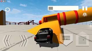 Car Crash Simulator Racing - Beam X Engine Online - Android gameplay FHD