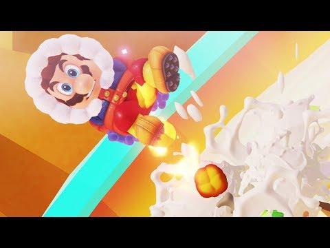 Super Mario Odyssey - Luncheon Kingdom - Part 16