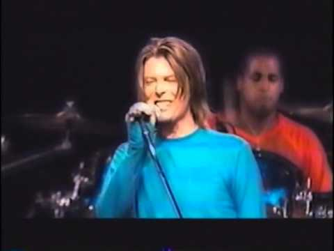 David Bowie – Changes (Live Paris 1999)