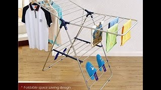 Review: Stainless Steel Clothes Drying Rack - Premium Quality