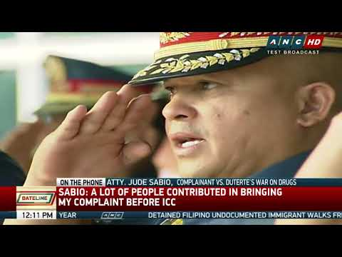 Sabio says no plan to oust Duterte, but prefers to see him removed