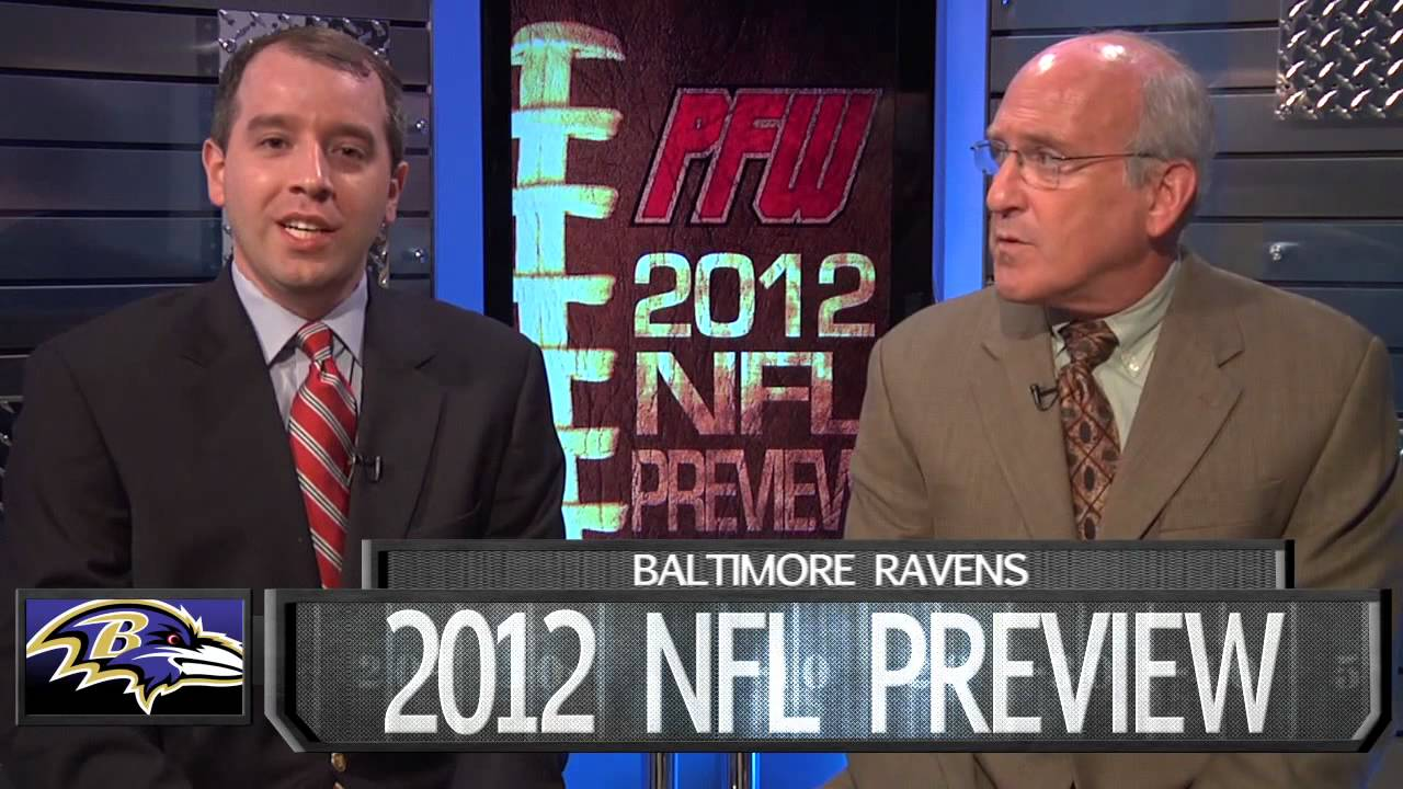 Baltimore Ravens 2012 Season Preview