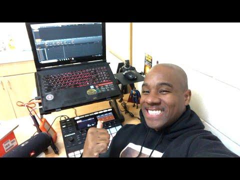 Maschine MK3 Hip Hop Beat Making   @goldnmynd