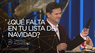¿Qué falta en tu lista de Navidad? - Familia Danilo Montero - Especial de Navidad