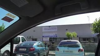 Где купить машину в Испании, и куда сдать старую...Desguace Palafolls, магазин б/у запчастей...