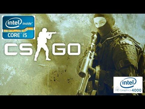 Counter Strike Global Offensive Gameplay - On (Core I5 U0026 Intel HD 4000)