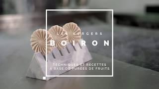 [RECETTE Les vergers Boiron] Gaufre nitro à la figue et au gorgonzola
