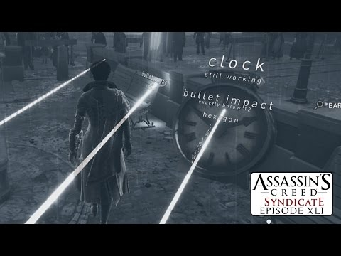 """Assassin's Creed Syndicate [Blind] Episode 41 """"Shots Fired"""""""