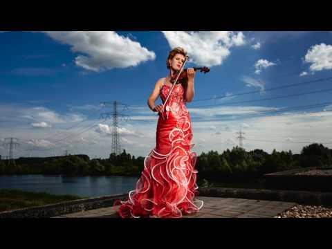 Einaudi Sarabande Anastasia Kozlova violin & Michael Bulychev-Okser piano
