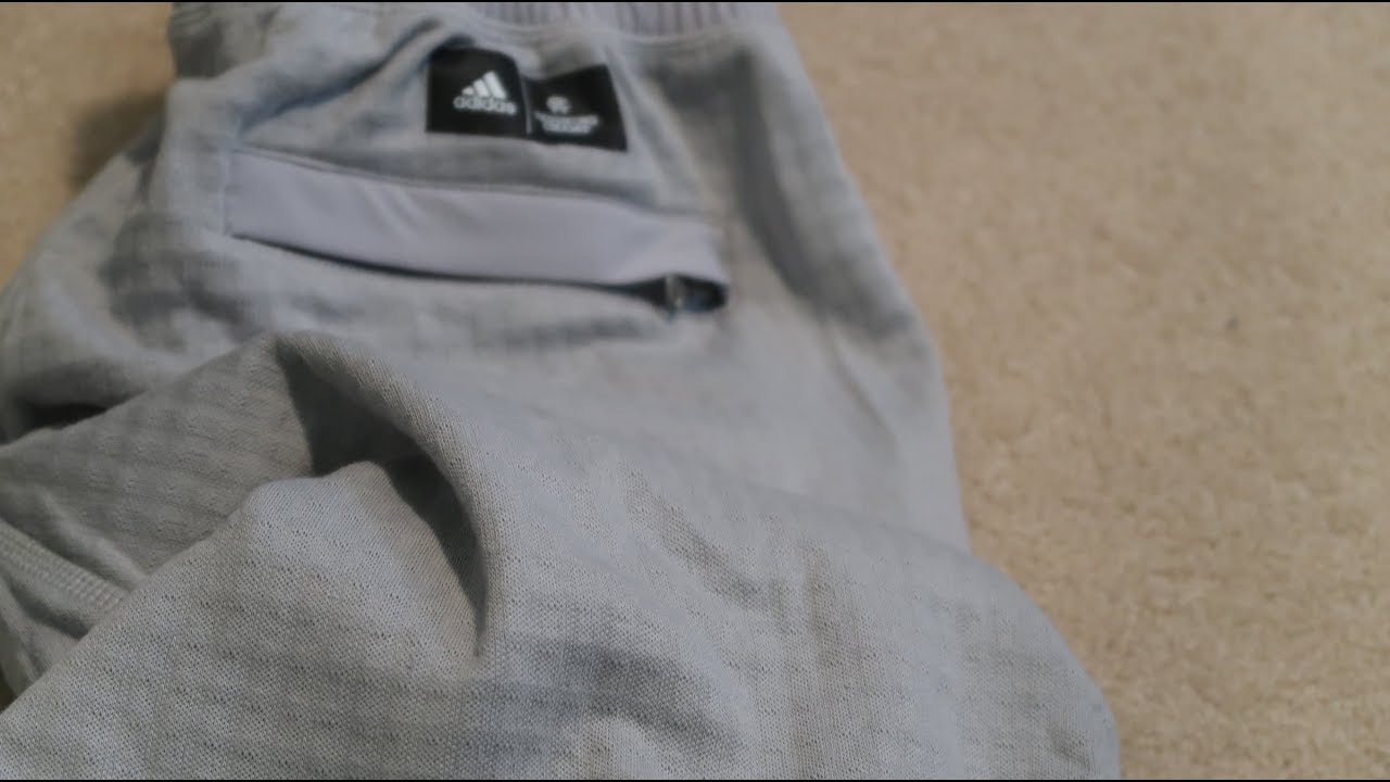 7a610fe88 Adidas Athletics x Reigning Champ Pants Unboxing/Unbagging - YouTube