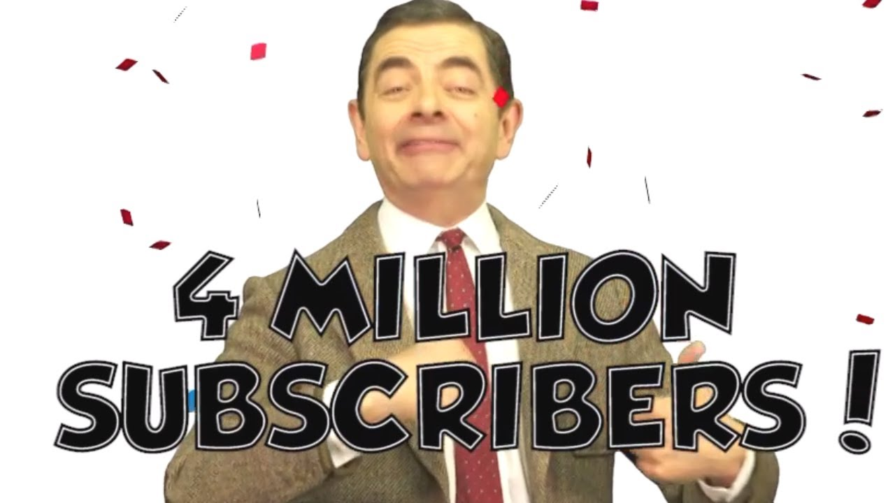 4 MILLION SUBSCRIBERS! | THANK YOU! - YouTube