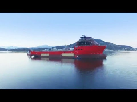 Kleven launch diamond sampling and exploration vessel
