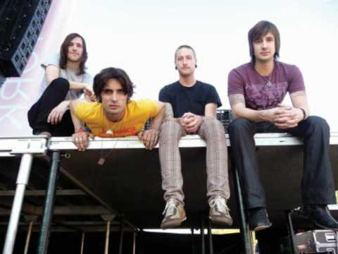 The All-American Rejects - Sunshine Instrumental Version [Lyrics in Info]