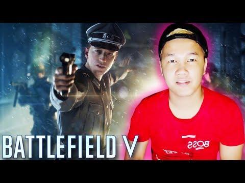 បំបែកគម្រោងផលិតគ្រាប់នុយក្លេអ៊ែររបស់ពួកអាឡឺម៉ង់ - Battlefield 5 WWII Khmer Gameplay 2019 #4 thumbnail