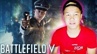បំបែកគម្រោងផលិតគ្រាប់នុយក្លេអ៊ែររបស់ពួកអាឡឺម៉ង់ - Battlefield 5 WWII Khmer Gameplay 2019 #4