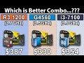 Ryzen 3 1200 vs i3 7100 vs G4560 | GTX 1050 Ti OC | New Games Benchmarks