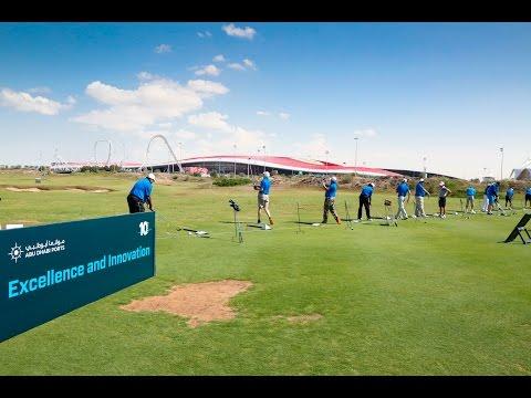 Abu Dhabi Ports 5th Annual Golf Tournament - بطولة موانئ أبوظبي السنوية الخامسة للغولف