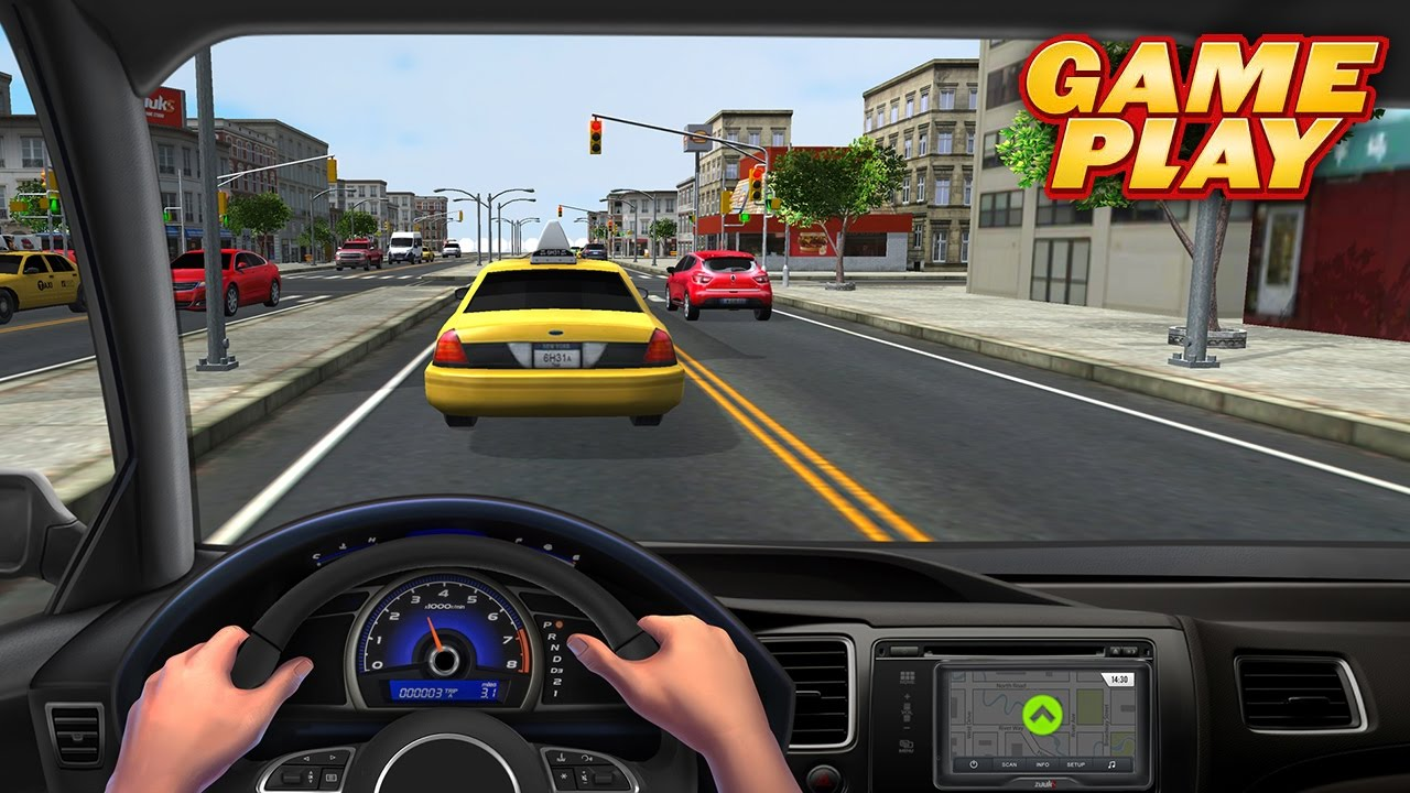 Car Driving Games >> City Driving Official Gameplay