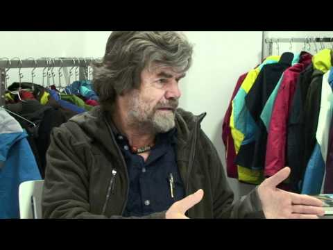 Reinhold Messner part 5 People who say I'm the best don't know anything
