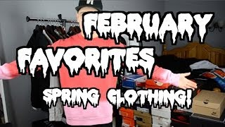 February Favorites! - Clothing for Spring 2014 Thumbnail