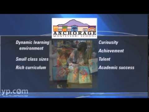 Anchorage Montessori School | Anchorage Alaska