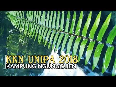 KKN UNIPA 2018 (Kampung Ngungguen Distrik Warmare Kab.Manokwari Papua Barat) Official Video Music