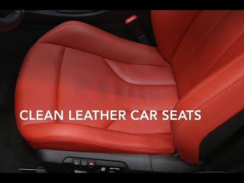 How to Clean Leather with the Best Leather Cleaner & Conditioner - OBSSSSD Leather & Conditioner