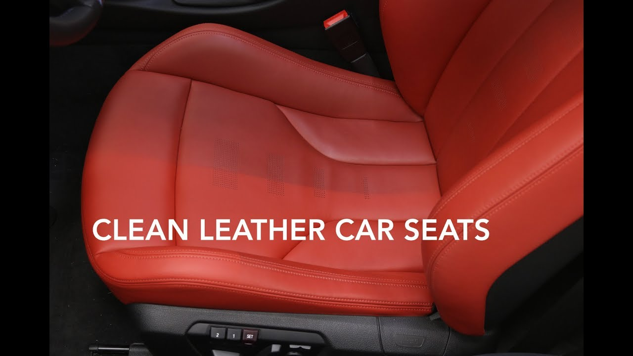 How To Clean Leather With The Best Cleaner Conditioner