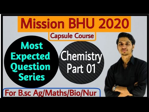 Download FREE CAPSULE COURSE   MOST EXPECTED QUESTION SERIES   CHEMISTRY   PART 01   VAIBHAV TRIPATHI