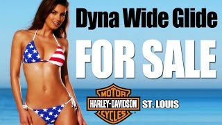 2015 Dyna Wide Glide Fxdwg For Sale St Louis
