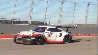 New Porsche 911 GT3 RSR Videos