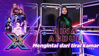 Download lagu Aina Abdul - Mengintai Dari Tirai Kamar | Suria Duo X