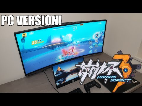 PC Version of Honkai Impact 3rd! How is it Different From Mobile?