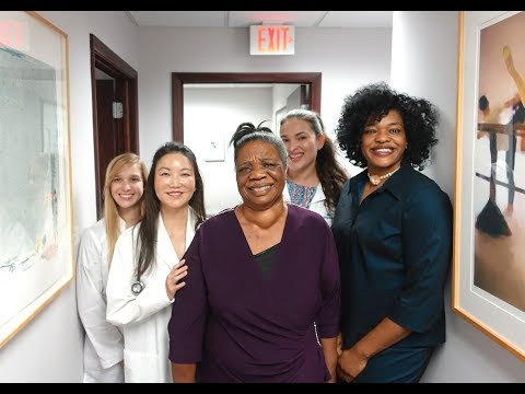 Improvement in Post-Stroke Pain, Gait, & Vision: from Cameroon to the INR in Boca Raton   1080p
