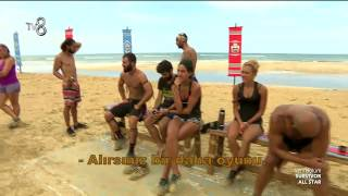Survivor All Star - Bozok'tan Berna'ya Sert Tepki! (6.Sezon 13.Bölüm)