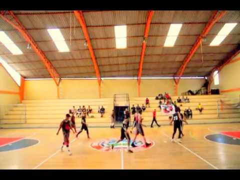 Copa Riobamba Baloncesto Bros4Life vs  Dreamball