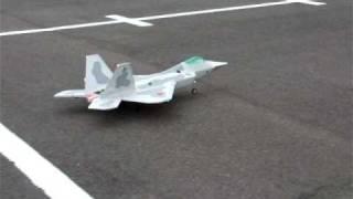 f22ラプター離陸 着陸