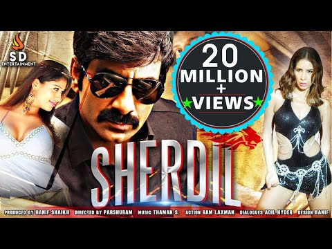Sher Dil [HD] New Released Hindi Movie | Ravi Teja Full Movie | Full
