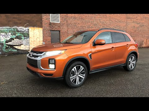 2020 Mitsubishi RVR Review